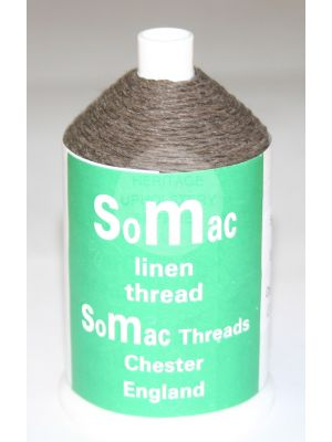 Somac Leinenfaden Brown